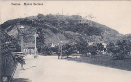 CPA  Brésil / Brasilia - Santos - Monte Serrate - 1913 - São Paulo