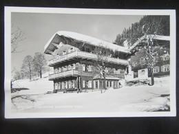 Postkarte Gaschurn - Gasthaus Edelweiss - 1944 - Gaschurn