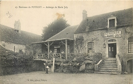 77 Environs De POTIGNY - Auberge De Marie Joly - France