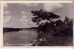Latvia.Lettland. DAUGAVA PIE LOKSTENES PILS KALNA 1933. PHOTO-POSTCAR - Lettonie