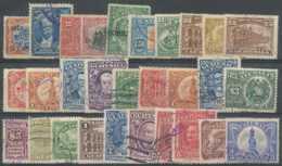 NB - [301598]GUATEMALA - Petit Lot De 29 Timbres De 1913 à 1929, C: 12,35? - Guatemala