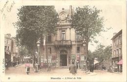 Dépt 64 - BIARRITZ - L'Hôtel De Ville - Colorisée - éditeur H. J. C. N° 32 - Biarritz