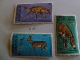 Afars & Issas N° 416 à 418 Neuf - Unused Stamps
