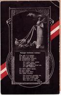 LATVIA. LETTLAND. KAROGS TEODORS DZEJA 1920 - Lettonie