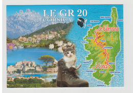 LE GR 20 - CORSE - France