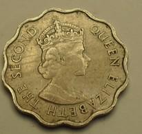 1975 - Maurice - Mauritius - 10 CENTS, Elizabeth II, KM 33 - Maurice