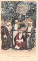 Syria - Ethnic / 34 - Groupe De Cheiks Druses Du Mont Carmel - Syrie