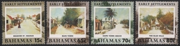 Bahamas 2001 - Mi-Nr. 1063-1066 ** - MNH - Frühe Siedlungen - Bahamas (1973-...)