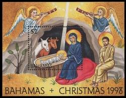 Bahamas 1998 - Mi-Nr. Block 92 ** - MNH - Weihnachten / X-mas - Bahamas (1973-...)