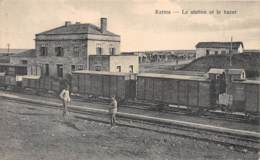 Syria - Other / 63 - Katma - La Station Et Le Bazar - Syrie