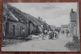 GELANNES (10) - RUE DU MUZAT - Other Municipalities