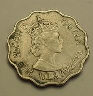 1978 - Maurice - Mauritius - 10 CENTS, Elizabeth II, KM 33 - Maurice