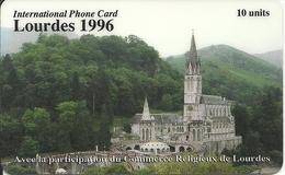 France: Prepaid MCI - Lourdes.The Sanctuary Of Our Lady - Frankreich