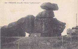 Trégastel (22) - Rocher Le Champignon - Trégastel