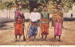 Timor / 07 - Beau Cliché Colorisé - Timor Oriental