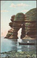 Parson And Clerk Rocks, Dawlish, Devon, 1906 - Frith's Postcard - England