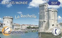France: Prepaid Kosmos - La Rochelle - Frankreich