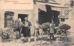 Turquie / 13 - Marchand De Simites - Turquie