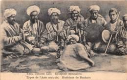 Uzbekistan - Ouzbekistan / 05 - Musiciens De Buchara - Uzbekistan
