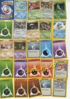 {61886} Pokémon Lot 25 Cartes (r) - Pokemon