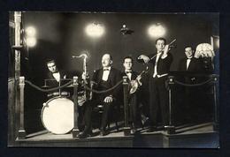 Fotocartolina Spettacolo Musicisti 1920/1930 - Musica E Musicisti