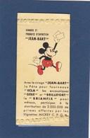 MICKEY , Autorisation ,WALT DISNEY-MICKEY MOUSSE S.A ,jean-bart ,cirage Et Produits D'entretien - Vieux Papiers