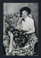 Cartolina Cinema - Ava Gardner - Attori