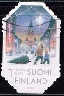 Finnland 2015, Michel# 2412 O Christmas Street - Finlande