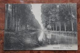 CRANCEY (10) - LE CANAL - France