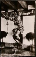 Ak Österreich - Salzburg  - Colleg St. Benedict  - Kruzifix - Jesus