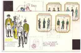 FDC5046   -   LIDO DI OSTIA  21.6.1974   /      FDC  BICENTENARIO DELLA GUARDIA DI FINANZA - Jobs