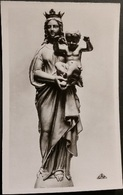 Ak Frankreich - Marseille  - Statue De Notre - Dame De La Garde - Madonna - Virgen Mary & Madonnas
