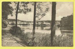 * Boitsfort - Watermaal Bosvoorde (Bruxelles) * (Gaston Fassotte, Nr 19) Paysage Pris De La Rue Du Silex, étang, Vijver - Watermael-Boitsfort - Watermaal-Bosvoorde