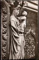 Ak Frankreich - Riom - Eglise Notre - Dame Du Marthuret - Madonna - Virgen Mary & Madonnas