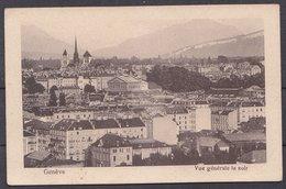SWITZERLAND  ,  GENEVE    ,  OLD POSTCARD - GE Geneva