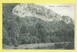 * Waulsort (Hastière - Namur - La Wallonie) * (Etabl. L. Wintraecken & Co) Le Rocher De Chamia, Rots, Rare, Old - Hastière