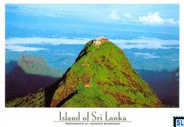 Sri Lanka Postcards, Adam's Peak, Sri Pada, UNESCO, Postcrossing - Sri Lanka (Ceylon)