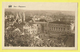 * Spa (Liège - La Wallonie) * (Legia) Panorama, Vue Générale, Algemeen Zicht, église, Kerk, Church - Spa