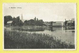 * Boitsfort - Watermaal Bosvoorde (Bruxelles) * (P.B.L., Nr 23) L'étang, Vijver, Lac, Quai, église, Parc, Rare, TOP - Watermael-Boitsfort - Watermaal-Bosvoorde