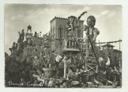 VIAREGGIO - CARNEVALE 1953 CARRO GIULIETTA E ROMEO DI O. LAZZARI  - NV FG - Viareggio