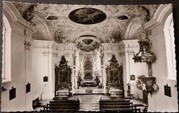 Ak Deutschland - Wallfahrtskirche Des Kapuzinerklosters Ave Maria Bei Deggingen - Kirche , Church , Eglise- Innenansicht - Paintings, Stained Glasses & Statues