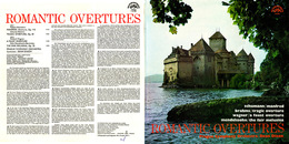 Superlimited Edition CD Dean Dixon. ROMANTIC OVERTURES. - Classical
