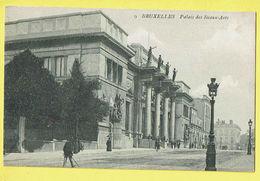 * Brussel - Bruxelles - Brussels * (nr 9) Palais Des Beaux Arts, Museum Der Schone Kunsten, Animée, Rare, Musée - Bruxelles-ville