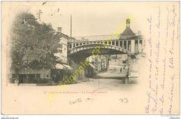 33. Le Pont De LORMONT .  Environs De BORDEAUX . - France