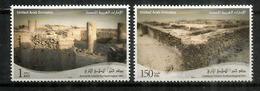 DUBAI. Jumeirah Archaeological Site .  2 Timbres Neufs **, Année 2013 - Archaeology