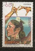 Espagne Spain 1996 Europa Flamenco Dance Obl - 1991-00 Usados