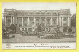 * Spa (Liège - La Wallonie) * (E. Desaix) Kursaal, 1895-96 Opgericht En Afgebrand, Rare, Old, Jardin - Spa