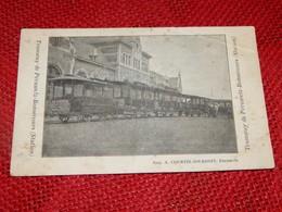 BONSECOURS  -   Tramway De Peruwelz-Bonsecours (Station) - Péruwelz