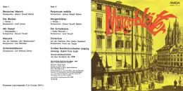 UNICUM. Superlimited Edition CD Adolf Fritz Guhl. MORGENBLÄTTER. - Opera
