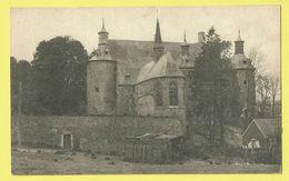 * Ecaussinnes Lalaing (Hainaut - La Wallonie) * (Nels) Vieux Chateau D'Ecaussines Lalaing, Kasteel, Chapelle - Ecaussinnes